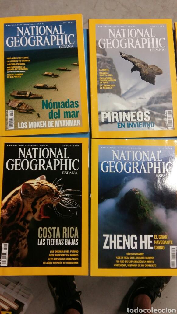 Coleccionismo de National Geographic: Lote 12 revistas national geographic. Año 2005. - Foto 3 - 127656810