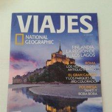 Coleccionismo de National Geographic: REVISTA DE VIAJES NATIONAL GEOGRAPHIC NUMERO Nº 145 NORMANDIA ROMA EL GRAN CAÑON POLINESIA. Lote 128474179
