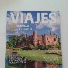 Coleccionismo de National Geographic: REVISTA DE VIAJES NATIONAL GEOGRAPHIC NUMERO Nº 167 GALES VALLE DE ARAN VENECIA TAHITI Y BORA BORA. Lote 128474347