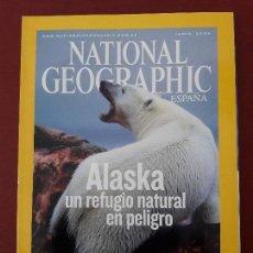 Coleccionismo de National Geographic: NATIONAL GEOGRAPHIC. JUNIO 2006.. Lote 128538395
