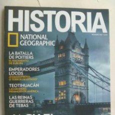 Coleccionismo de National Geographic: REVISTA DE HISTORIA DE NATIONAL GEOGRAPHIC , Nº 153 : JACK EL DESTRIPADOR, REINAS DE TEBAS, ETC. Lote 128594239