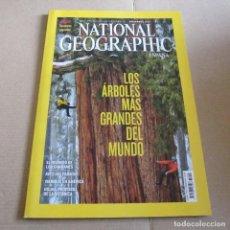 Coleccionismo de National Geographic: REVISTA NATIONAL GEOGRAPHIC ESPAÑA DICIEMBRE 2012 LOS ARBOLES MAS GRANDES DEL MUNDO . Lote 128704571