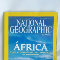Coleccionismo de National Geographic: NATIONAL GEOGRAPHIC ÁFRICA. Lote 129143903