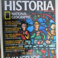 Coleccionismo de National Geographic: HISTORIA NATIONAL GEOGRAPHIC Nº 48 EVANGELIOS APOCRIFOS . Lote 133355026