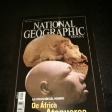 Coleccionismo de National Geographic: REVISTA NATIONAL GEOGRAPHIC ESPECIAL 1. Lote 134047817