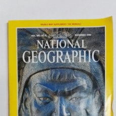 Coleccionismo de National Geographic: NATIONAL GEOGRAPHIC GENGHIS KHAN. Lote 134072683