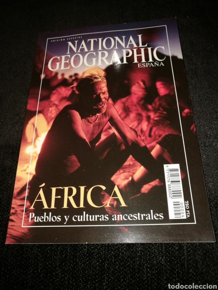 REVISTA NATIONAL GEOGRAPHIC ESPECIAL 7 (Coleccionismo - Revistas y Periódicos Modernos (a partir de 1.940) - Revista National Geographic)
