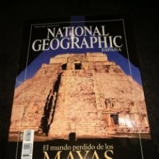 Coleccionismo de National Geographic: REVISTA NATIONAL GEOGRAPHIC ESPECIAL 9. Lote 134114557
