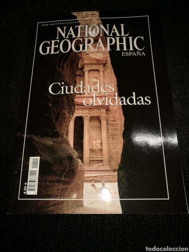 REVISTA NATIONAL GEOGRAPHIC ESPECIAL 10 (Coleccionismo - Revistas y Periódicos Modernos (a partir de 1.940) - Revista National Geographic)