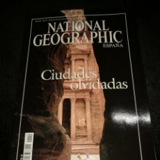 Coleccionismo de National Geographic: REVISTA NATIONAL GEOGRAPHIC ESPECIAL 10. Lote 134115030