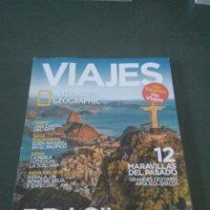 Coleccionismo de National Geographic: VIAJES DE NATIONAL GEOGRAPHIC N°203. Lote 135353737
