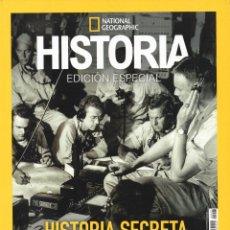 Coleccionismo de National Geographic: EDICION ESPECIAL HISTORIA SECRETA SEGUNDA GUERRA MUNDIAL - HISTORIA NATIONAL GEOGRAPHIC. Lote 183738268