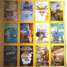 Coleccionismo de National Geographic: 12 REVISTAS NATIONAL GEOGRAPHIC (AÑO 2011 COMPLETO) EDICIÓN ORIGINAL NORTEAMERICANA EN INGLÉS. Lote 136681118