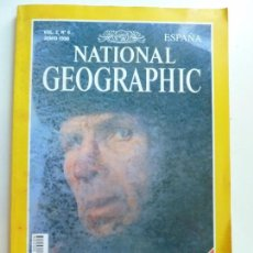 Collectionnisme de National Geographic: NATIONAL GEOGRAPHIC. VOL 2. Nº 6. JUNIO 1998. Lote 137717626