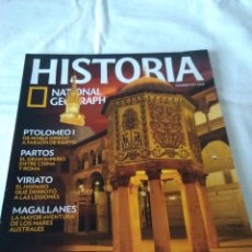Coleccionismo de National Geographic: 236-REVISTA HISTORIA NATIONAL GEOGRAPHIC Nº 114, CRUZADAS. Lote 138676062