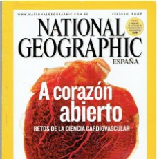Coleccionismo de National Geographic: REVISTA NATIONAL GEOGRAFHIC FEBRERO DE 2007. Lote 139884378
