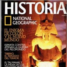 Coleccionismo de National Geographic: REVISTA, HISTORIA NATIONAL GEOGRAPHIC Nº 11. Lote 139886810