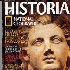 Coleccionismo de National Geographic: REVISTA, HISTORIA NATIONAL GEOGRAPHIC Nº 10. Lote 139887218