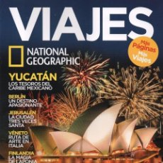 Coleccionismo de National Geographic: REVISTA VIAJES NATIONAL GEOGRAPHIC N° 201 . Lote 140054978