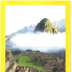 Coleccionismo de National Geographic: NATIONAL GEOGRAPHIC. ABRIL 2011. INCAS. Lote 140414386
