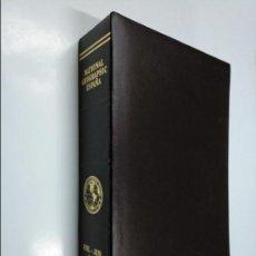 Coleccionismo de National Geographic: NATIONAL GEOGRAPHIC ESPAÑA. ENERO JUNIO 2003. LOTE DE 6 REVISTAS EN ESTUCHE. TDK163. Lote 141302134