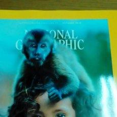 Coleccionismo de National Geographic: NATIONAL GEOGRAPHIC OCTUBRE 2018 LA ÚLTIMA TRIBU. Lote 141614218