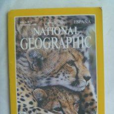 Coleccionismo de National Geographic: REVISTA DE HISTORIA DE NATIONAL GEOGRAPHIC , Nº 6, 1999 : GUEPARDOS, TIBURONES, HERMANOS GRIMM, ETC. Lote 219013893