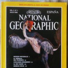 Coleccionismo de National Geographic: NATIONAL GEOGRAPHIC. JULIO DE 1998. Lote 143784726