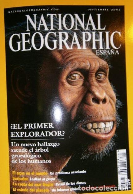Coleccionismo de National Geographic: 12 Revistas National Geographic (Año 2002 completo) Edición española en castellano - Foto 5 - 144322974