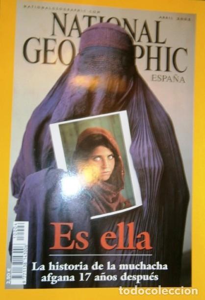 Coleccionismo de National Geographic: 12 Revistas National Geographic (Año 2002 completo) Edición española en castellano - Foto 6 - 144322974