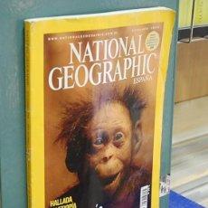 Coleccionismo de National Geographic: LMV - NATIONAL GEOGRAPHIC, LA NIÑA MÁS ANTIGUA DEL MUNDO. VOL. 19, NUM. 5, NOVIEMBRE 2006. Lote 146760426