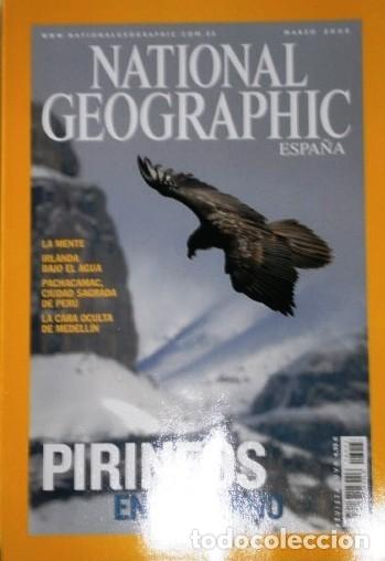 Coleccionismo de National Geographic: 12 Revistas National Geographic (Año 2005 completo) Edición española en idioma castellano - Foto 2 - 147216342
