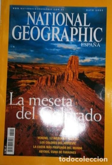 Coleccionismo de National Geographic: 12 Revistas National Geographic (Año 2005 completo) Edición española en idioma castellano - Foto 6 - 147216342