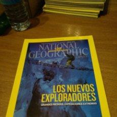 Coleccionismo de National Geographic: REVISTA NATIONAL GEOGRAPHIC JUNIO 2013 LOS NUEVOS EXPLORADORES. Lote 157044786