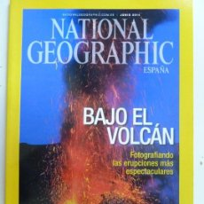 Collectionnisme de National Geographic: NATIONAL GEOGRAPHIC. JUNIO 2014. Lote 150951694