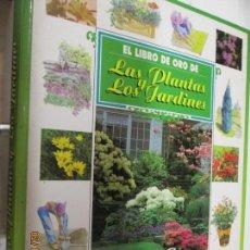 Coleccionismo de National Geographic: EL LIBRO DE ORO DE LAS PLANTAS Y LOS JARDINES ABC , EDICIONES NOBEL. DIARIO ABC. 1995. Lote 151147798