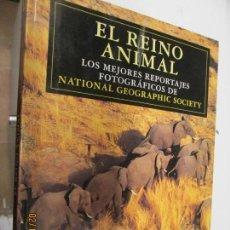 Coleccionismo de National Geographic: EL REINO ANIMAL , LOS MEJORES REPORTAJES FOTOGRAFICOS DE NATIONAL NATIONAL GEOGRAPHIC -1996. Lote 151149926