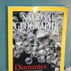 Coleccionismo de National Geographic: LMV - NATIONAL GEOGRAPHIC, MARZO 2002, VOL. 10, NUM. 3 - DIAMANTES SU VERDADERA HISTORIA. Lote 151213526
