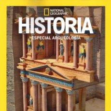 Coleccionismo de National Geographic: PETRA Y PALMIRA RECONSTRUIDAS EN 3D - ESPECIAL ARQUEOLOGIA - HISTORIA NATIONAL GEOGRAPHIC. Lote 221576281
