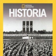 Coleccionismo de National Geographic: CRONICA VISUAL DEL TERCER REICH - DOSSIER SIGLO XX - HISTORIA NATIONAL GEOGRAPHIC - 2 REVISTAS. Lote 194862866
