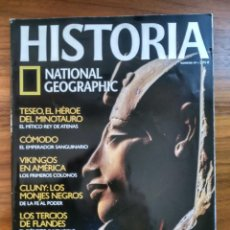 Coleccionismo de National Geographic: HISTORIA NATIONAL GEOGRAPHIC Nº 39. Lote 152538238