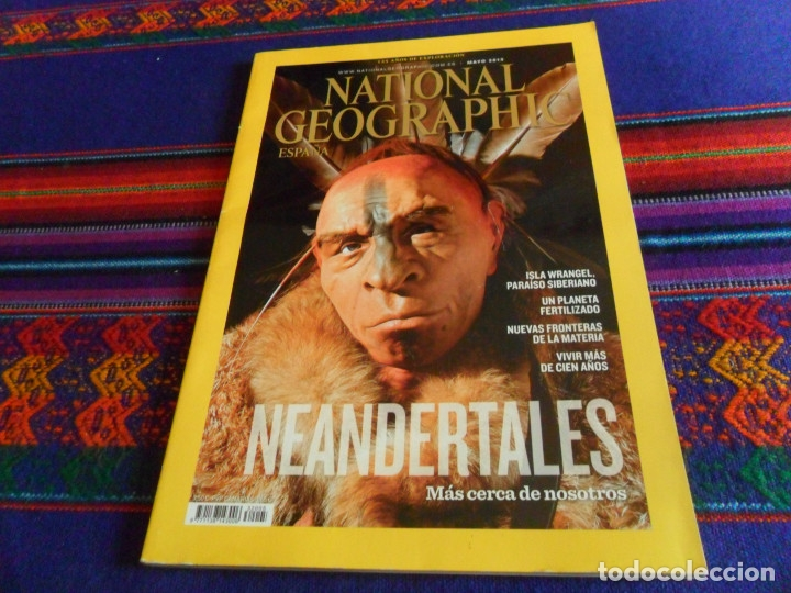 NATIONAL GEOGRAPHIC ESPAÑA PLANETAS TIERRA 6 SECUOYAS 5 LA CUEVA MÁS GRANDE MUNDO 2 NEANDERTALES 5 (Coleccionismo - Revistas y Periódicos Modernos (a partir de 1.940) - Revista National Geographic)