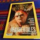 Coleccionismo de National Geographic: NATIONAL GEOGRAPHIC ESPAÑA SECUOYAS Nº 5, LA CUEVA MÁS GRANDE DEL MUNDO Nº 2, NEANDERTALES Nº 5. MBE. Lote 143960078
