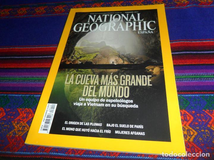 Coleccionismo de National Geographic: NATIONAL GEOGRAPHIC ESPAÑA PLANETAS TIERRA 6 SECUOYAS 5 LA CUEVA MÁS GRANDE MUNDO 2 NEANDERTALES 5 - Foto 2 - 143960078