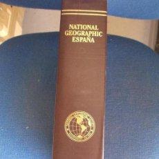 Coleccionismo de National Geographic: LOTE 6 NATIONAL GEOGRAPHIC ESPAÑA CON CLASIFICADOR ENERO-JUNIO 2007. Lote 153332354
