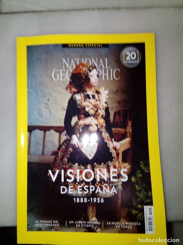 REVISTA NATIONAL GEOGRAPHIC. NÚMERO ESPECIAL 20 ANIVERSARIO. B4R (Coleccionismo - Revistas y Periódicos Modernos (a partir de 1.940) - Revista National Geographic)