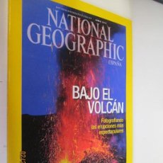 Collezionismo di National Geographic: NATIONAL GEOGRAPHIC, BAJO EL VOLCAN , 06-2014. Lote 154434710