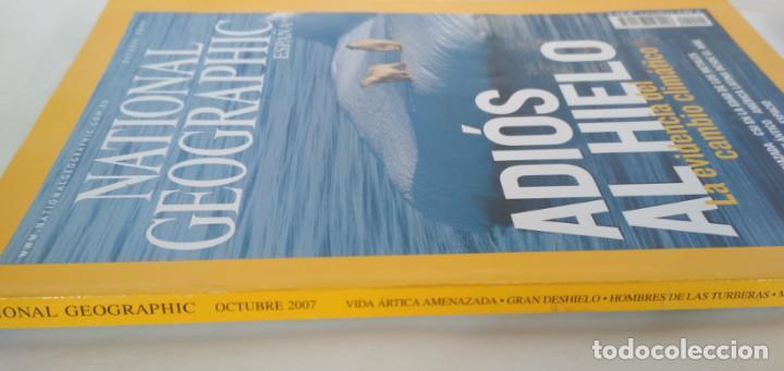REVISTA DE NATIONAL GEOGRAPHIC, OCTUBRE DE 2007 (Coleccionismo - Revistas y Periódicos Modernos (a partir de 1.940) - Revista National Geographic)