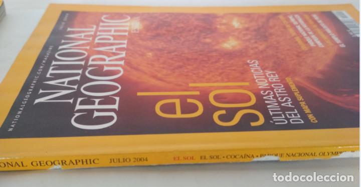 REVISTA DE NATIONAL GEOGRAPHIC, JULIO DE 2004 (Coleccionismo - Revistas y Periódicos Modernos (a partir de 1.940) - Revista National Geographic)