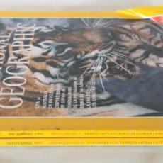 Coleccionismo de National Geographic: LOTE DE 2 REVISTAS DE NATIONAL GEOGRAPHIC, NOVIEMBRE Y DICIEMBRE DEL AÑO 1997. Lote 154682690